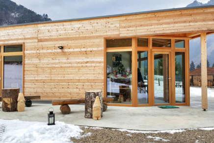 Serramenti di legno: eleganza raffinata senza tempo