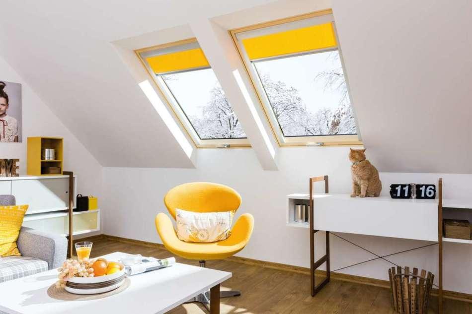 Finestre per il tetto dalla Polonia al mondo