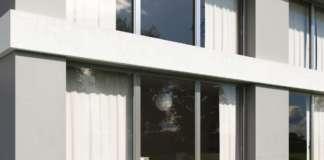 Rivestimento per finestre