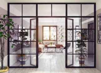 Porte di vetro